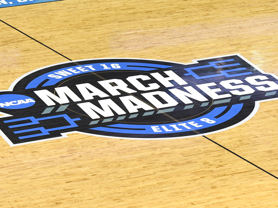 The NCAA announced Thursday it was canceling its men's and women's basketball tournaments. (Mitchell Layton/Getty Images)