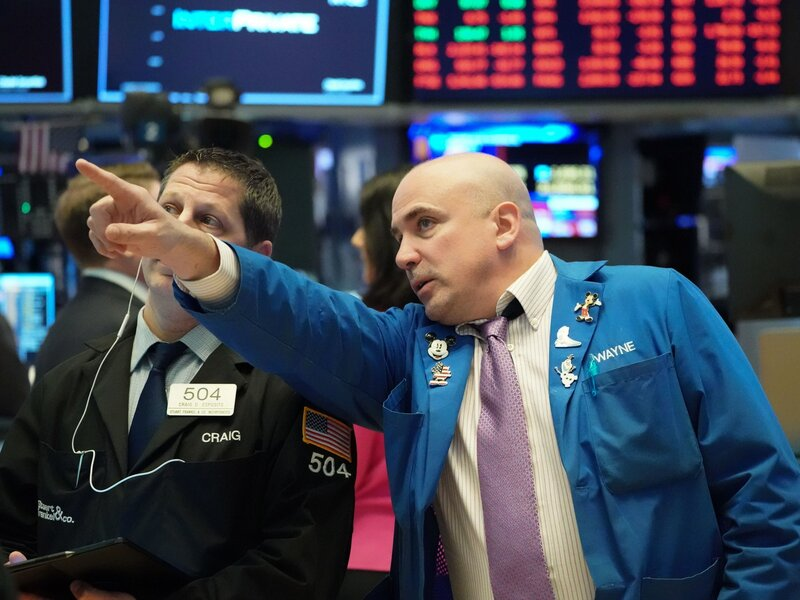 Dow Plunges 2,300 Points: Stocks In Meltdown As Panic Selling Continues
