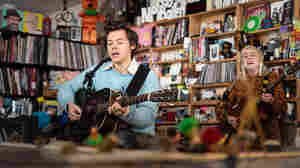Harry Styles: Tiny Desk Concert