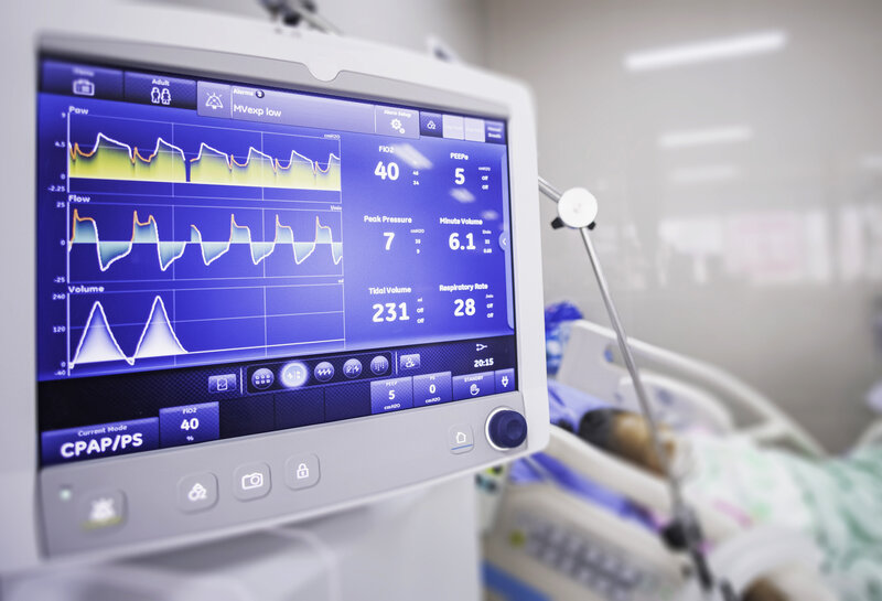 Ventilator Shortages Possible As COVID-19 Spreads In U.S. : Shots - Health  News : NPR