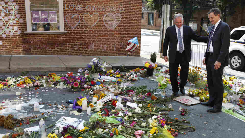 In 'Cry Havoc,' Former Charlottesville Mayor Details A Tragic Day