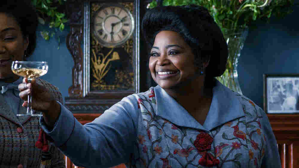 'I Always, Always Fight': Octavia Spencer On Demanding More From Hollywood