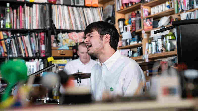 Rex Orange County: Tiny Desk Concert