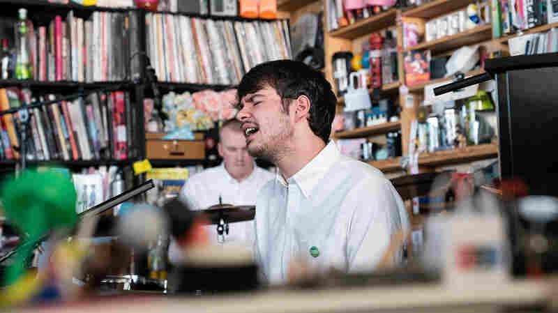 Rex Orange County: Tiny Desk Concert