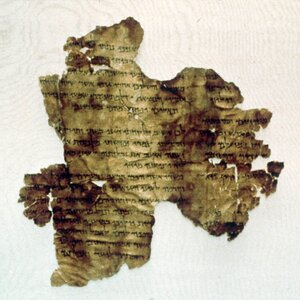 Museum's Collection Of Purported Dead Sea                Scroll Fragments Are Fakes, Experts Say