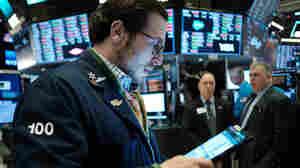 U.S. Stocks Jump As White House Plans $1 Trillion Stimulus