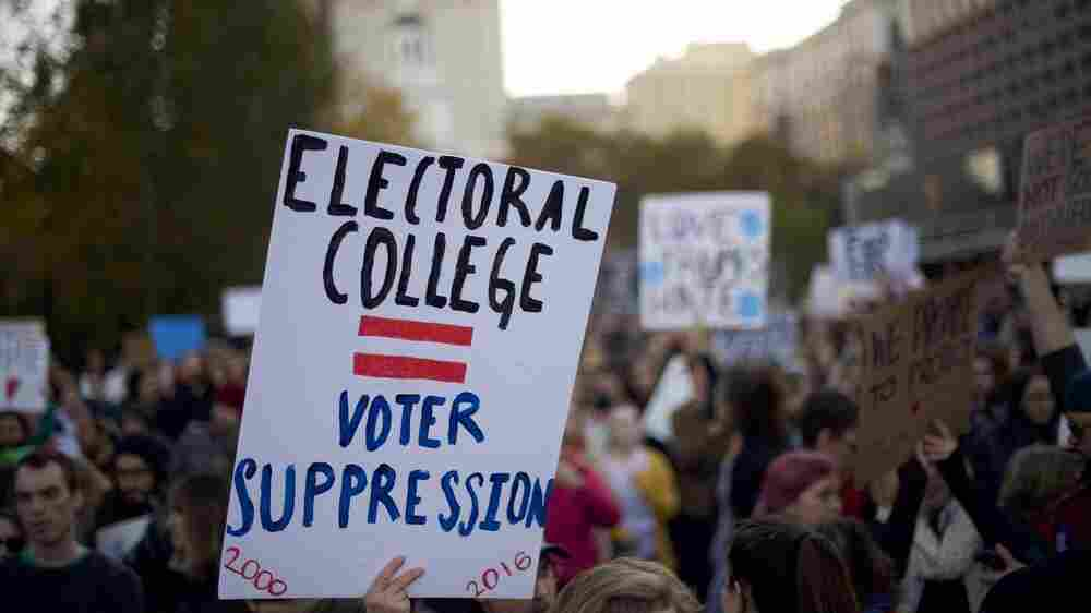 Electoral College 'Not Carved In Stone:' Author Advocates Rethinking How We Vote