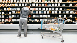 Empty Grocery Shelves Are Alarming, But They're Not Permanent