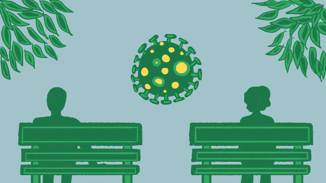 Navigating life during the coronavirus pandemic can be confusing. NPR's Life Kit answers questions about social distancing, sanitizing surfaces and how to tell the difference between allergies and symptoms of COVID-19.