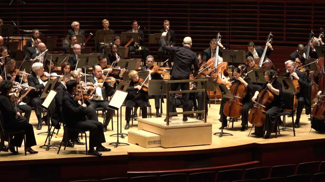 'This Is Why We Play': Amid Pandemic, Philadelphia Orchestra Livestreams Beethoven
