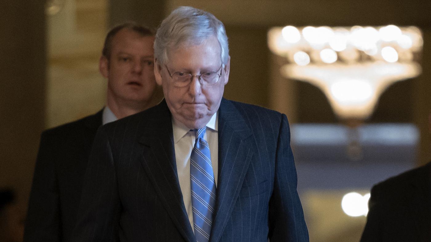 Congress Awaits GOP Relief Plan as First Lawmakers Test Positive For Coronavirus