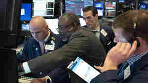 Stock Market Rises For A Change