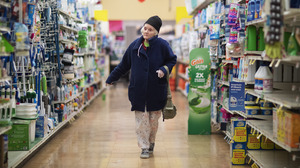 Supermarkets Add 'Senior Hours' For Vulnerable Shoppers