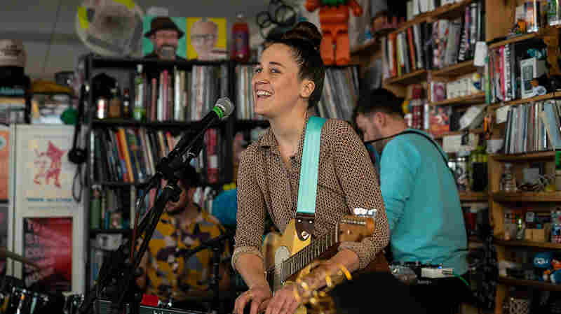 Arthur Moon: Tiny Desk Concert
