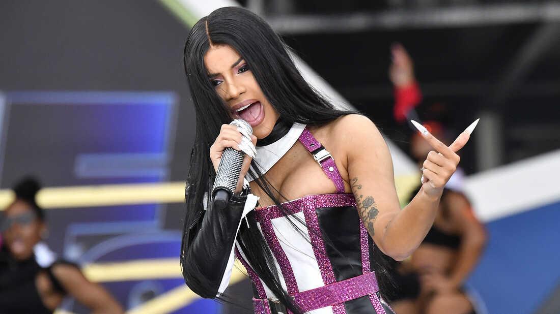 Cardi B's Coronavirus Rant Lands On Pop Charts
