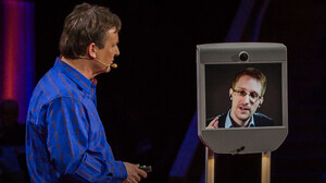 Edward Snowden: Why Does Online Privacy Matter?