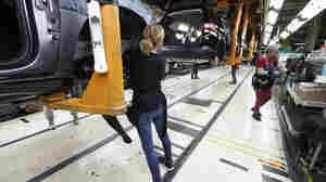 Automakers Might Retool To Make Ventilators
