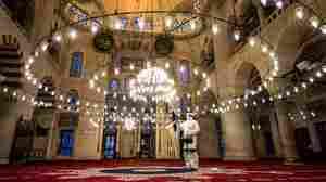 Coronavirus Fears Derail Friday Prayers For Muslims Across The World