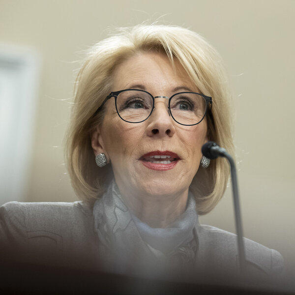 Education Dept. Makes Changes To Standardized Tests, Student Loans Over Coronavirus