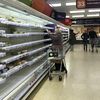 'There's No Fruit Or Veg': U.K. Nurse Makes Emotional Plea To Panicked Shoppers