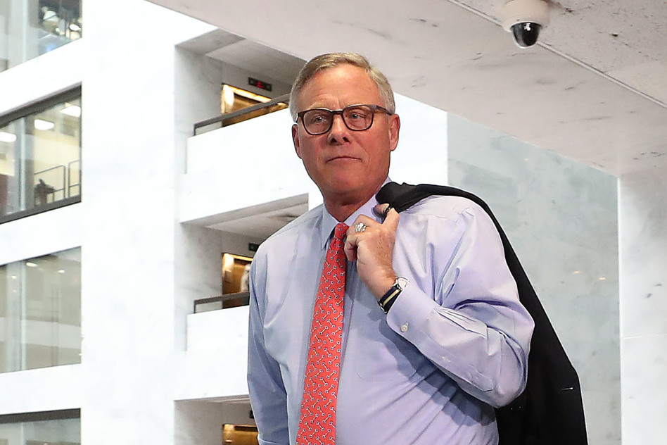 Sen. Richard Burr, R-N.C., pictured here in 2019, warned a small group of constituents on Feb. 27 about the impact of the coronavirus on the U.S., according to a secret recording obtained by NPR. (Mark Wilson/Getty Images)