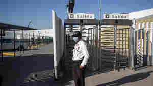 U.S., Mexico Planning To Restrict Border Crossings To Stem Pandemic