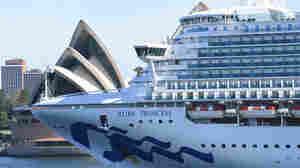 4 People Aboard Cruise Ship In Australia Test Positive For Coronavirus