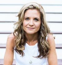 """I'm so sick of self-improvement ..."" says author Glennon Doyle. ""Stop trying to be a good this, a good that ... and just be who you are."" Doyle says her new book <em>Unt</em><em>amed </em>is about ""self returning."""