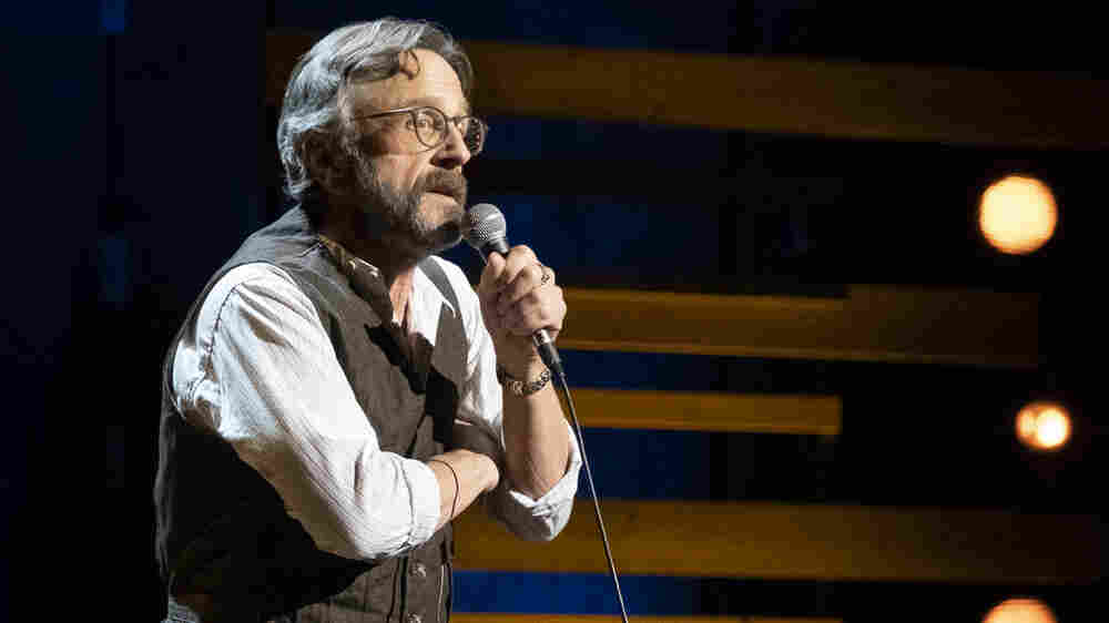 Comedian Marc Maron: We Need 'Groupthink Empathy' During COVID-19 Outbreak