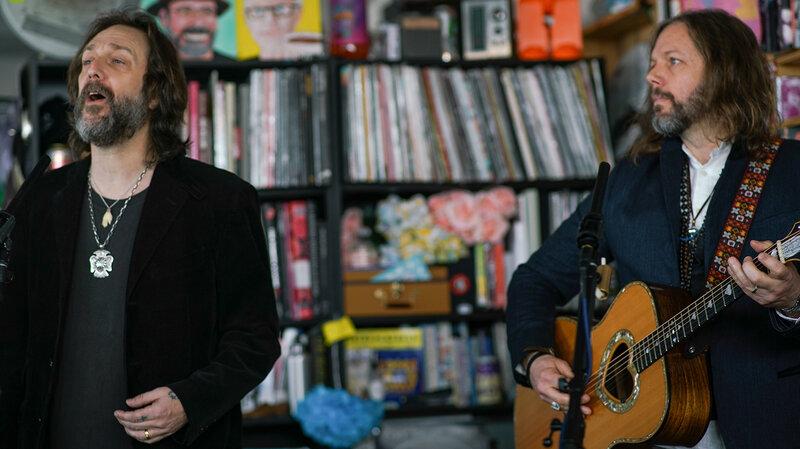 The Black Crowes: Tiny Desk Concert