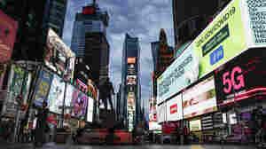 Coronavirus Deaths Spike Abroad As New York City Becomes U.S. Virus Epicenter