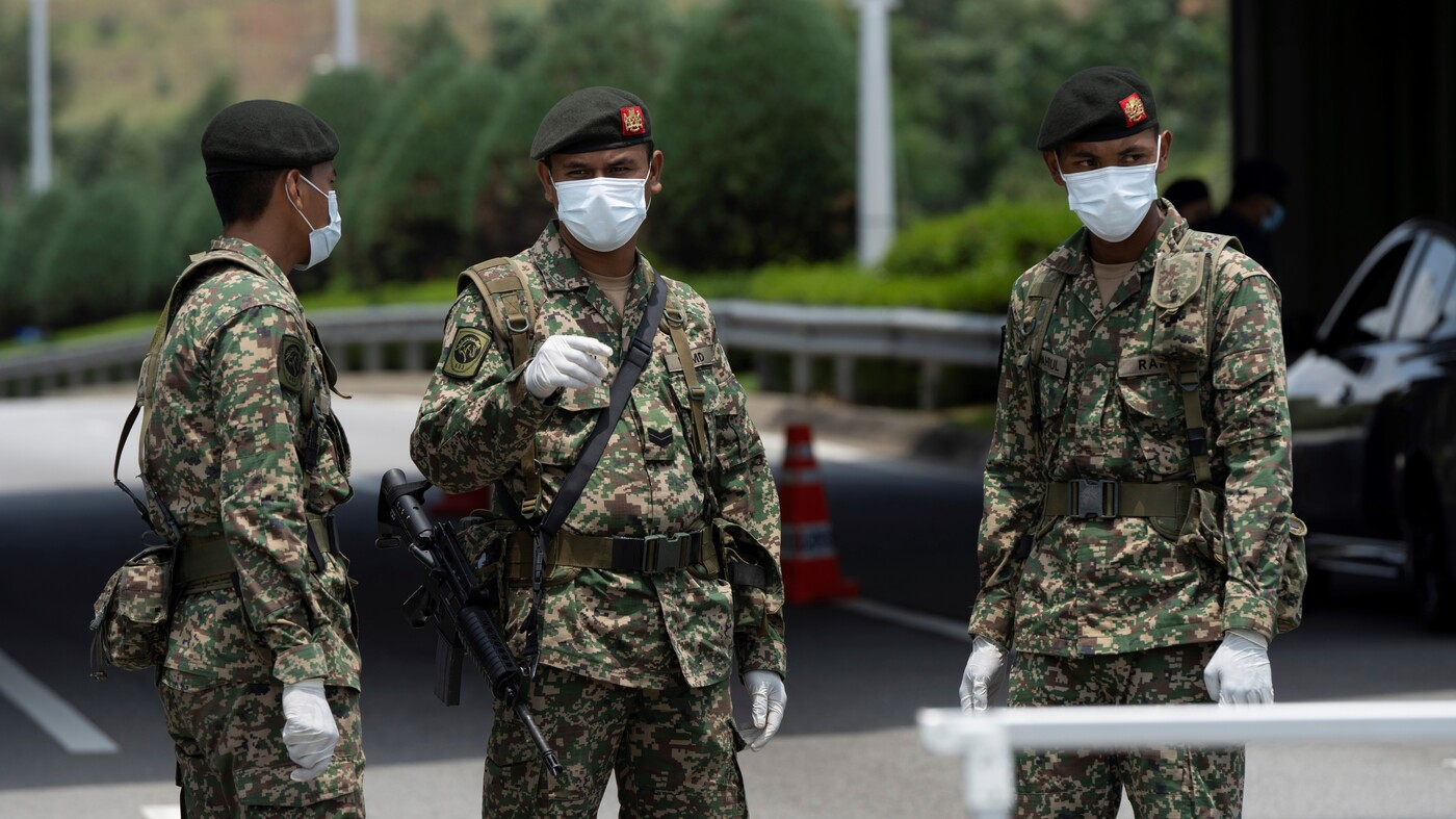 Southeast Asian Nations Tighten Restrictions To Help Contain Spread Of Coronavirus