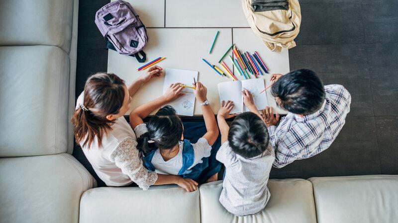 6 Tips For Homeschooling During Coronavirus Life Kit Npr