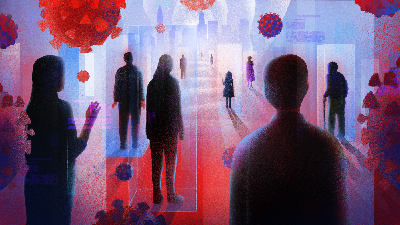 Grief and trauma experts say we need to be aware of the grief caused by the current pandemic and take care of ourselves as we would in the face of any other loss.