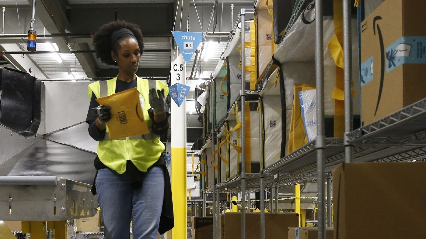 Workers In 7 Amazon Warehouses Test Positive For Coronavirus