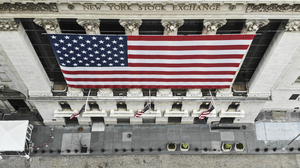 Dow Jumps A Record 2,100 Points As Stimulus Deal Awaited