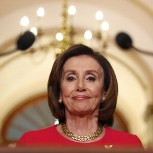 Pelosi Says There Is 'Real Optimism' Over Coronavirus Financial Package