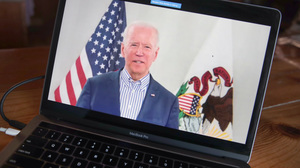 A Grounded Biden Campaign Is Trying To Reach Voters In The Cloud