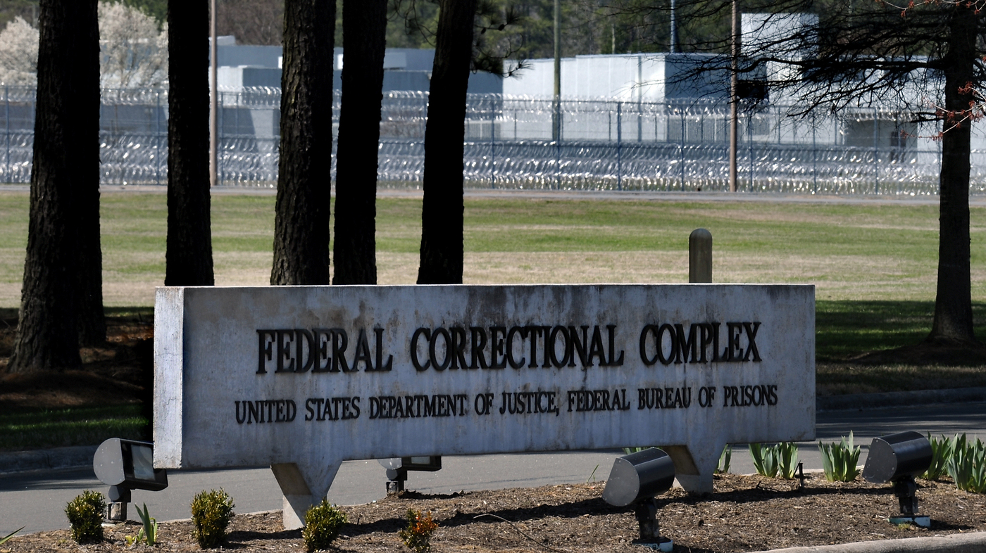As COVID-19 Spreads, Calls Grow To Protect Inmates In Federal Prisons