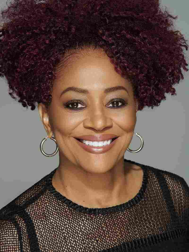 a portrait of Terry McMillan