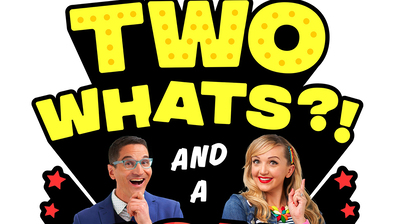 Two Whats!? And A Wow!: Out Of This World