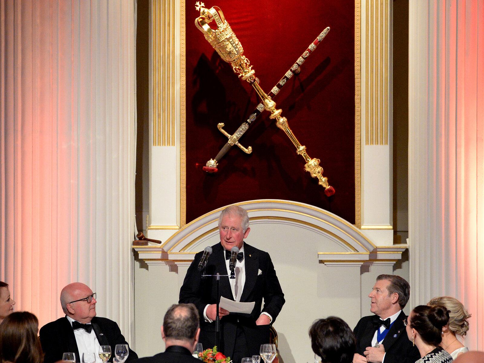 Prince Charles caught coronavirus