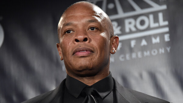 Dr. Dre's The Chronic was one of 2020's 25 additions to the Library of Congress' National Recording Registry.