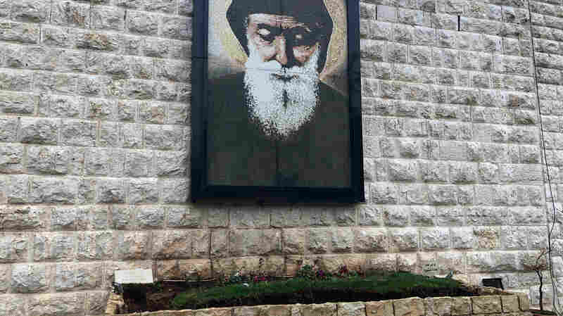 In Lebanon, Some Turn To Beloved Local Saint For Solace And Protection From COVID-19