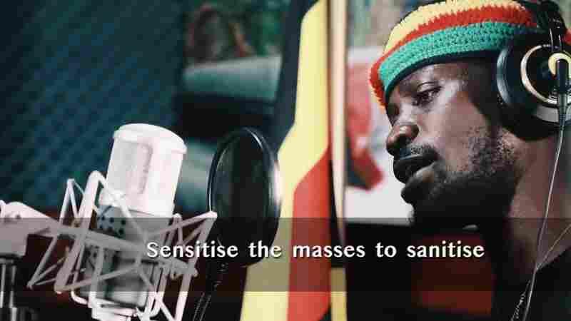Bobi Wine, Ugandan Pop Star And Political Opposition Leader, Shares Some Health Tips