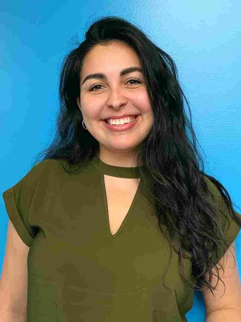 Sequoia Carrillo, NPR