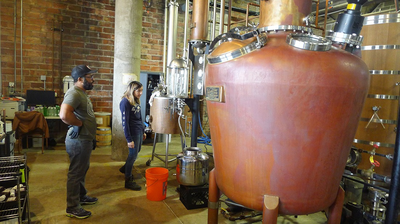 How to Make Your Own Hand Sanitizer? Just Ask Your Local Craft Distillery