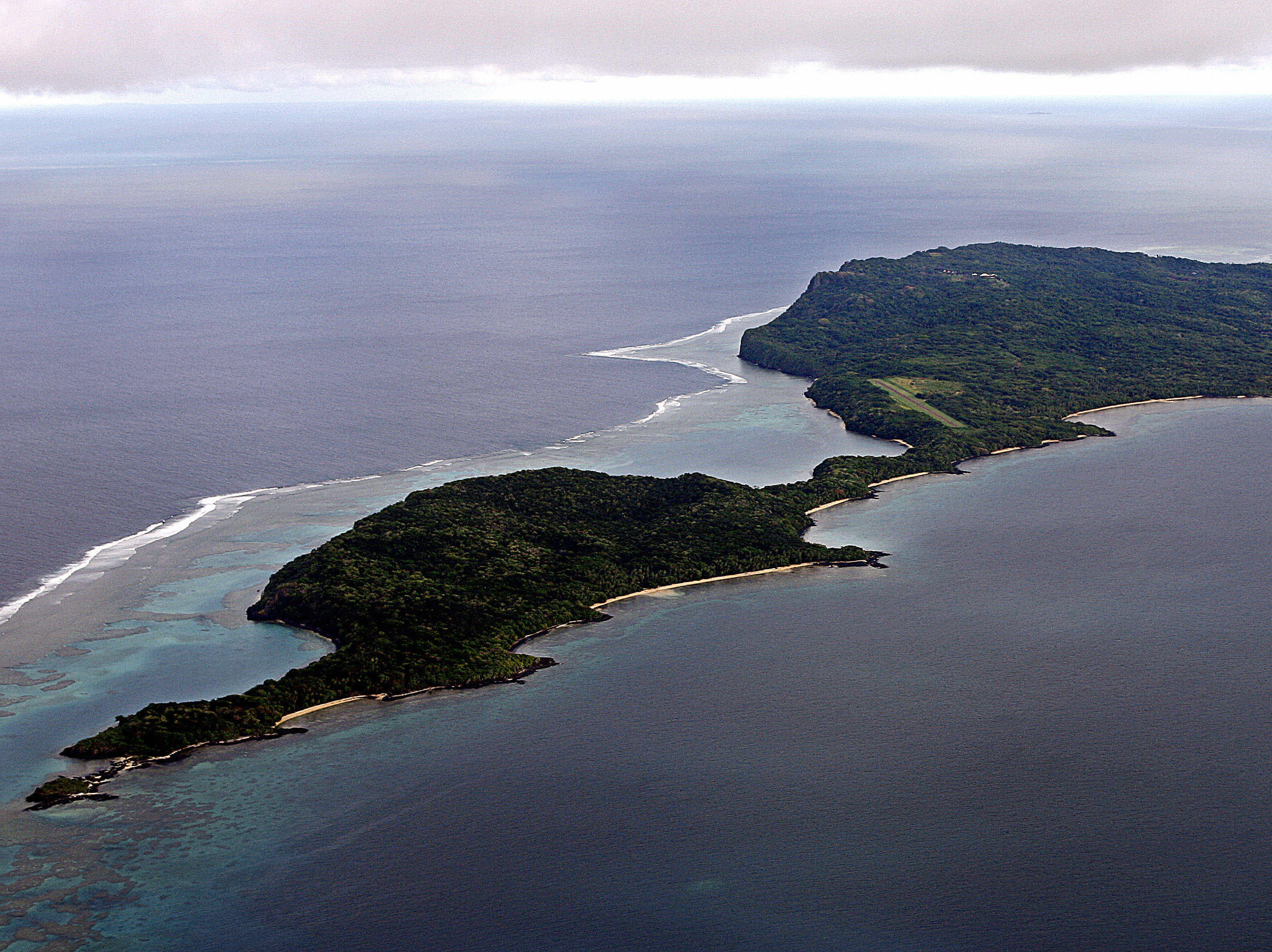 Small, Far-Flung Pacific Islands Are Combating COVID-19 Just Like The Rest Of Us