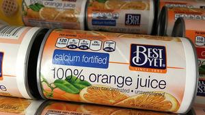Orange Juice Is A Hot Commodity During The Coronavirus