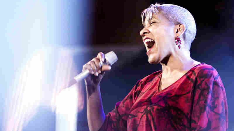 Jazz Vocalist René Marie Is Determined To Craft Songs With Moral Conscience